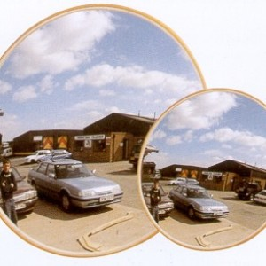 Security and Traffic Mirrors