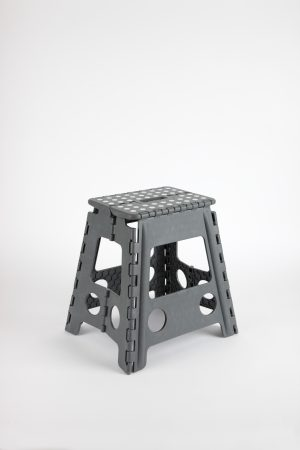 Foldable foot stool TB039