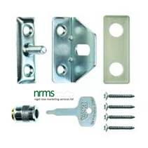 Locking Window Catch from Nigel Rose (MS) Ltd.