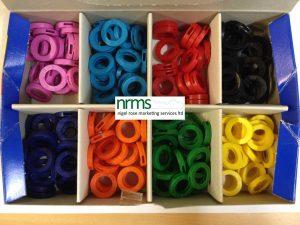 Key Bow Rings from Nigel Rose (MS) Ltd.