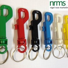 Plastic Dog Clips from Nigel Rose (MS) Ltd.