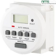 Timers and Relays from Nigel Rose (MS) Ltd.
