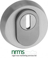 Armoured Euro Escutcheon from Nigel Rose (MS) Ltd. Lock Wholesale
