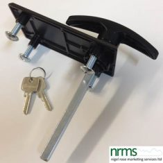 Garadoor Copy Garage Handle from Nigel Rose (MS) Ltd. Lock Wholesale