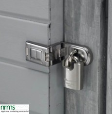 Master Lock Multiple Hinge Hasps from Nigel Rose (MS) Ltd. Lock Wholesale