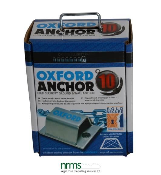 Oxford Ground Anchor Point