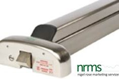 Touch Bar supplied Nigel Rose (MS) Ltd. Lock Wholesale