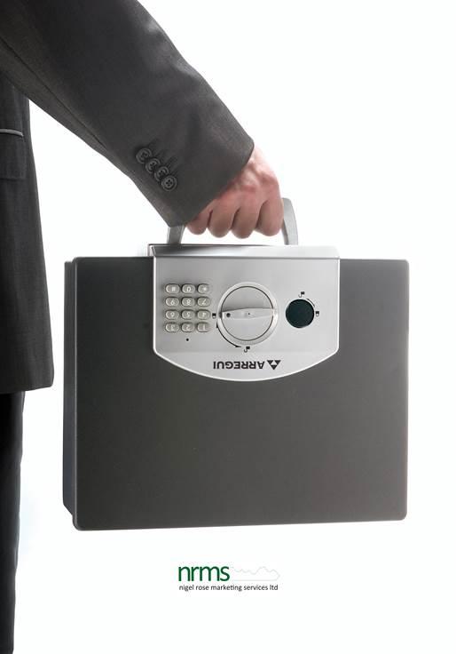 Portable Safety Deposit Box