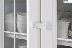 CABINET LOCK, Child Safety from Nigel Rose (MS) Ltd. Lock Wholesale