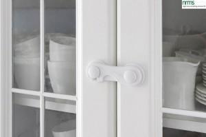 CABINET LOCK, Child Safety from Nigel Rose (MS) Ltd. Lock Wholesale