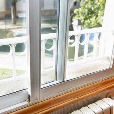 Sliding window opening limiter
