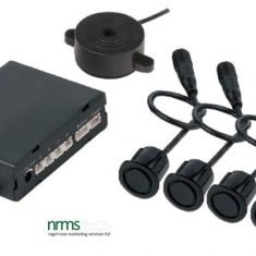4 Channel Reversing Sensor Kit with 'Audible Alert' from Nigel Rose (MS) Ltd. Lock Wholesale