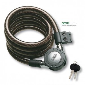 Burg Wachter 1555 Cable Lock from Nigel Rose (MS) Ltd. Lock Wholesale