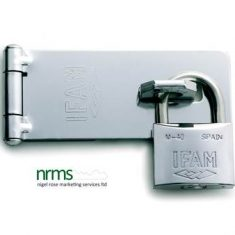 Ifam Hasps & Staples from Nigel Rose (MS) Ltd. Lock Wholesale