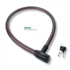 # Cable with Key Operated Lock