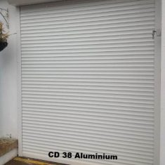 Aluminium Shutters from Nigel Rose (MS) Ltd. Lock Wholesale
