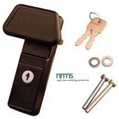 Cardale Profile Garage Handle from Nigel Rose (MS) Ltd. Lock Wholesale