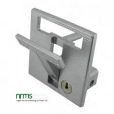 Square Ejector Garage Handle from Nigel Rose (MS) Ltd. Lock Wholesale