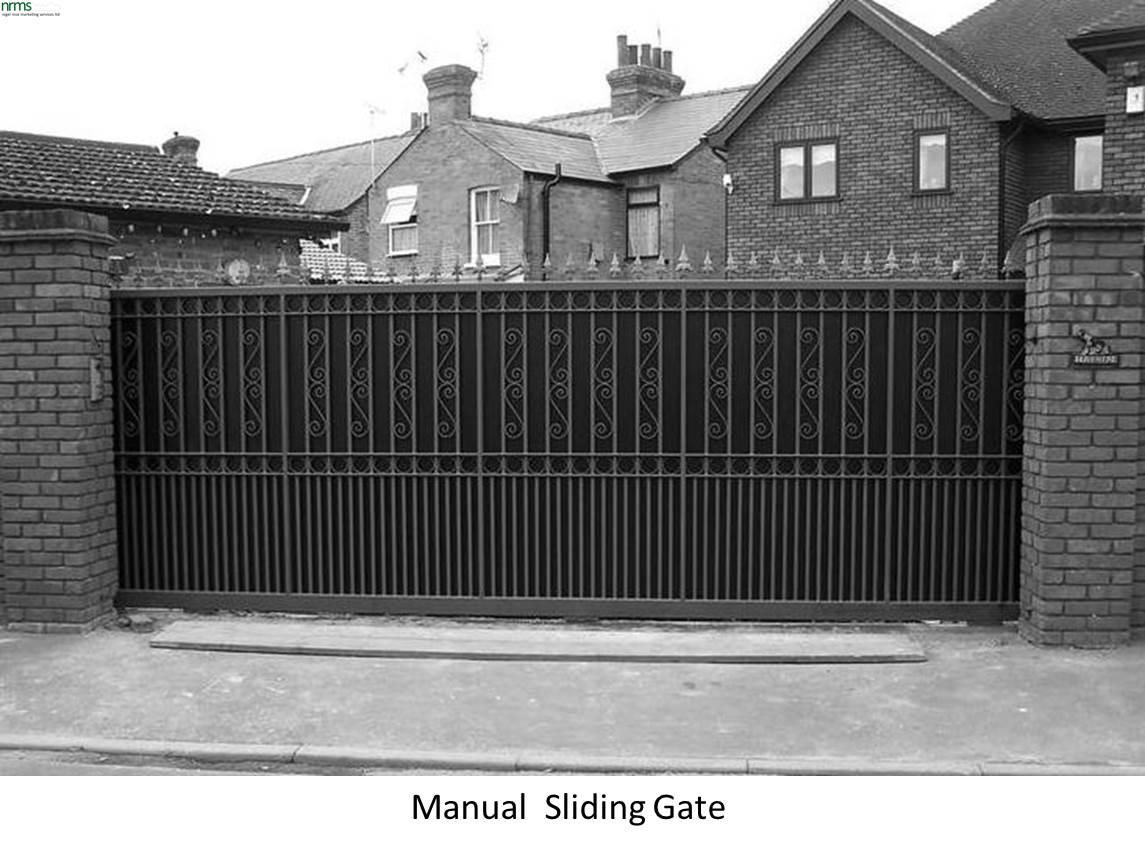 Driveway and entrance gates nigel rose ms ltd for Driveway gate lock