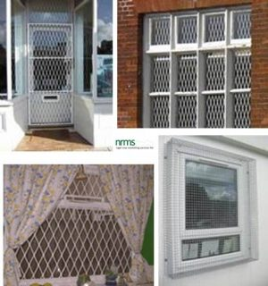 Mesh Products and Grilles from Nigel Rose (MS) Ltd. Lock Wholesale
