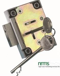 7 Lever Safe Lock from Nigel Rose (MS) Ltd. Lock Wholesale