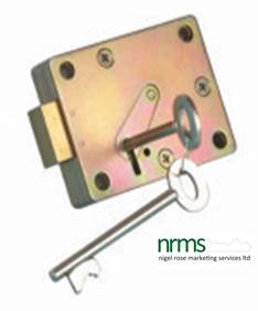 Laminated Safe Lock 7 Lever