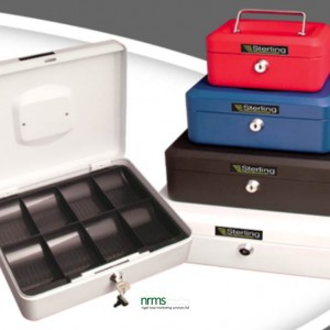 Standard Cash Boxes from Nigel Rose (MS) Ltd. Lock Wholesale