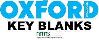Oxford Products Key Blanks from Nigel Rose (MS) Ltd. Lock Wholesale