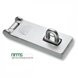 Burg Wachter High Security Armoured Hasp n Staple from Nigel Rose (MS) Ltd. Lock Wholesale