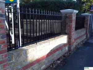 Railings and gates from Nigel Rose (MS) Ltd. Lock Wholesale