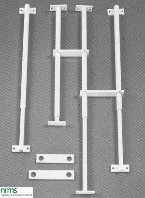 Adjustabars Window Bars from Nigel Rose (MS) Ltd. Lock Wholesale