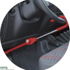 Brake to Pedal Steering Wheel Lock from Nigel Rose (MS) Ltd. Lock Wholesale
