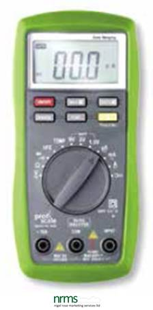 Multimeter MULTI PS 7450 from Nigel Rose (MS) Ltd. Lock Wholesale