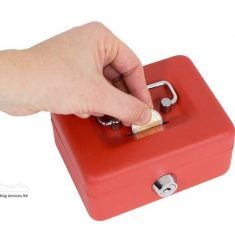 Cash Boxes ELEGANT from Nigel Rose (MS) Ltd. Lock Wholesale