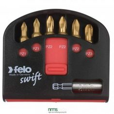 Felo Swift Bit Set TiN from Nigel Rose (MS) Ltd. Lock Wholesale