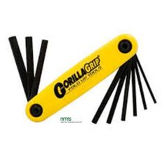 GorillaGrip Fold Up Tools from Nigel Rose (MS) Ltd. Lock Wholesale