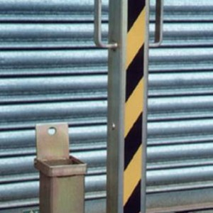 Lift Out Vehicle Post from Nigel Rose (MS) Ltd. Lock Wholesale
