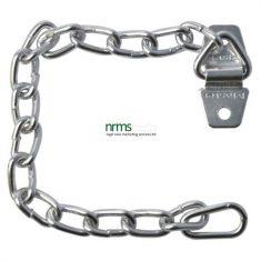 Padlock Shackle Chain Collar