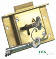 Light Duty Till Drawer Lock from Nigel Rose (MS) Ltd. Lock Wholesale