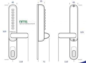 Borg 6000 Series from Nigel Rose (MS) Ltd. Lock Wholesale