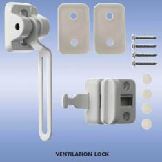 ERA Ventilation Lock from Nigel Rose. Lock Wholesale