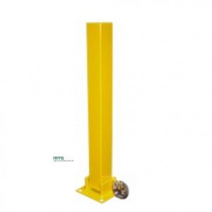 Fold Down Security Post with either bolt down or concrete fix available from Nigel Rose. Lock Wholesale