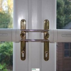 PATLOCK for locking French door handles from Nigel Rose (MS) Ltd. Lock Wholesale