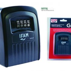 Ifam G1 Keysafe from Nigel Rose. Lock Wholesale