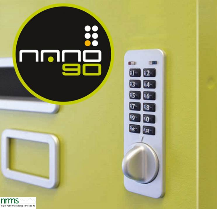 Kitlock NANO90 Furniture Lock from Nigel Rose. Lock Wholesale