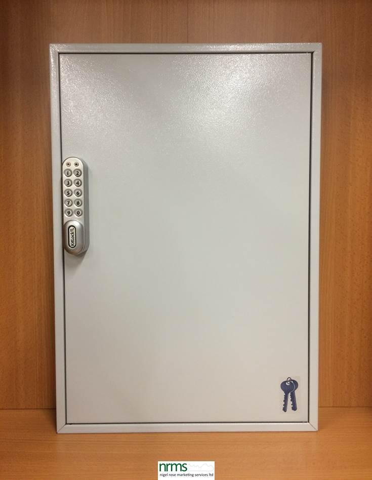 KitLock Electronic Digital Key Cabinet