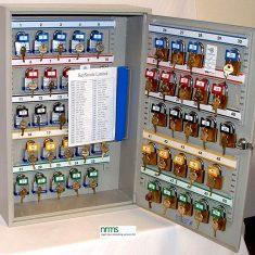 Padlockable Cam Lock Key Cabinets from Nigel Rose (MS) Ltd. 'The Dedicated Locksmith Wholesaler'