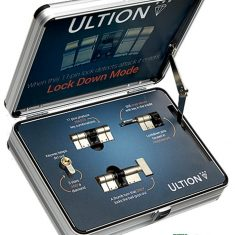 Ultion Presentation Case - Sold Secure Diamond & TS007 *** cylinder