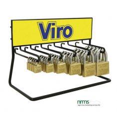 VIRO Brass Padlock Stand