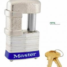 Master Lock 37DSPT Shrouded Padlock